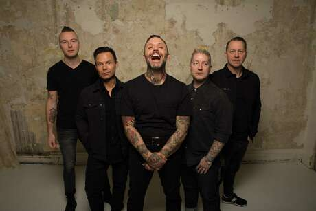 Rock band Blue October got its start in Houston in the '90s.