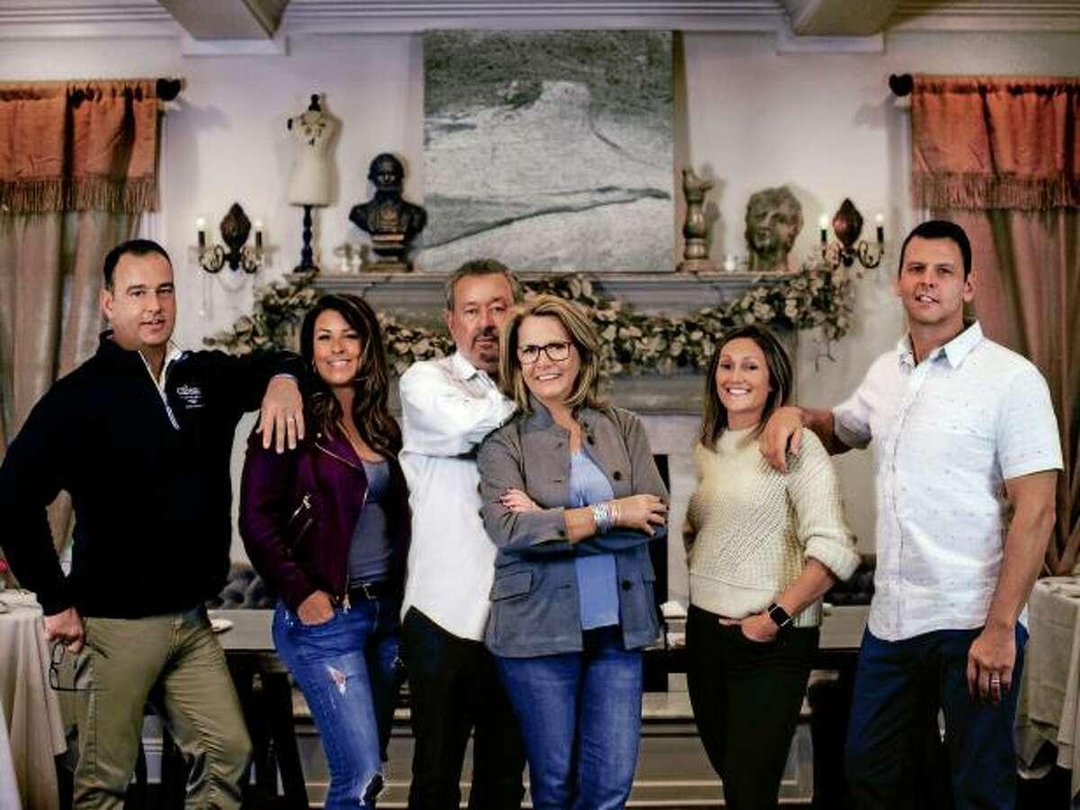The Foy family.
