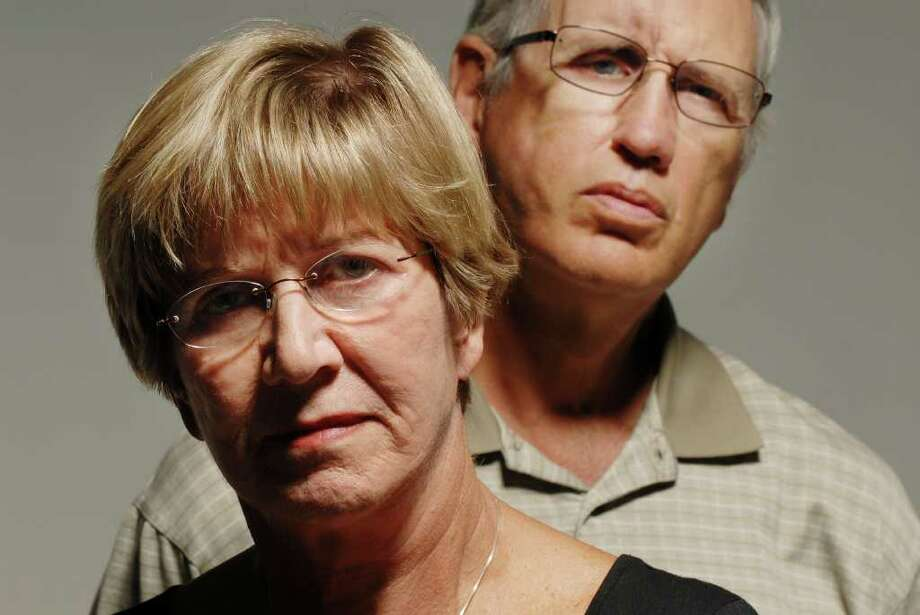 Diane and Thomas Barber sold their small construction firm in March and had retired only to later discover they owe $53,000 to the Workers' Compensation Board after a self-insurance pool they had joined became insolvent. (Will Waldron / Times Union) Photo: Will Waldron