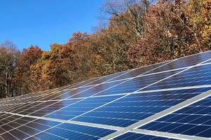 Verogy, a solar energy company, is applying to install a solar panel array on property on East Pearl Road in Torrington.