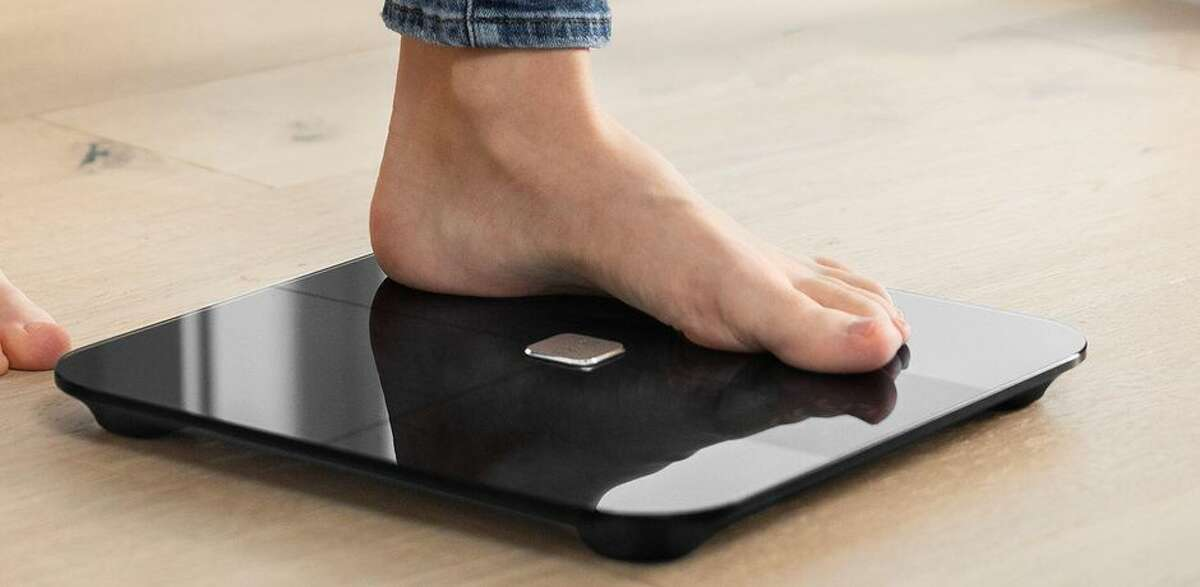 I'm stepping off the scale for my physical and mental health.