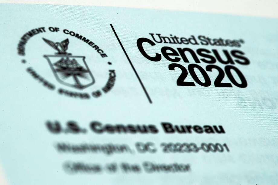 Pasadena ISD officials are urging residents in the district to participate in the Census. Photo: Matt Rourke, STF / Associated Press / Copyright 2020 The Associated Press. All rights reserved.