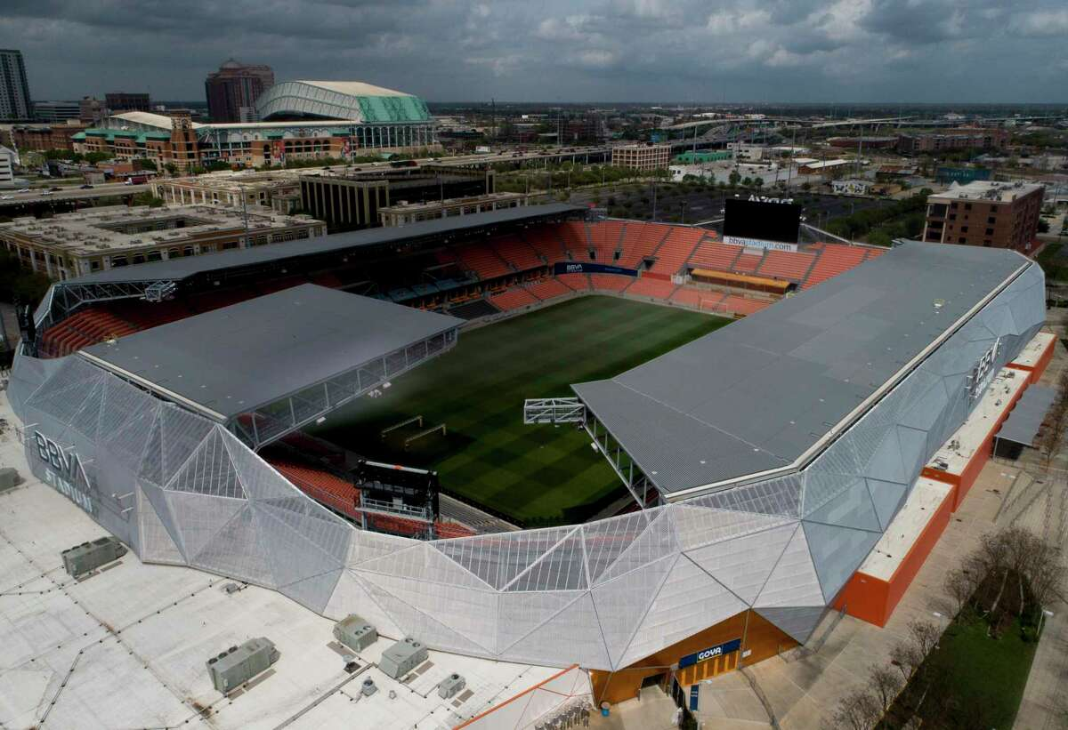 The Dynamo and BBVA Stadium have been shutdown since March but MLS is proposing a return to games this summer in Orlando.