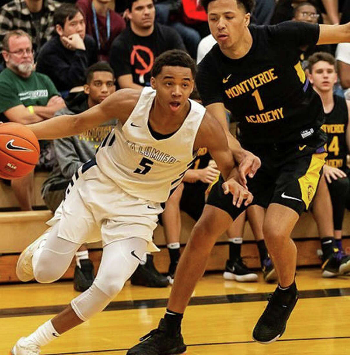 Desmond Polk is the newest recruit for the SIUE men's basketball team.