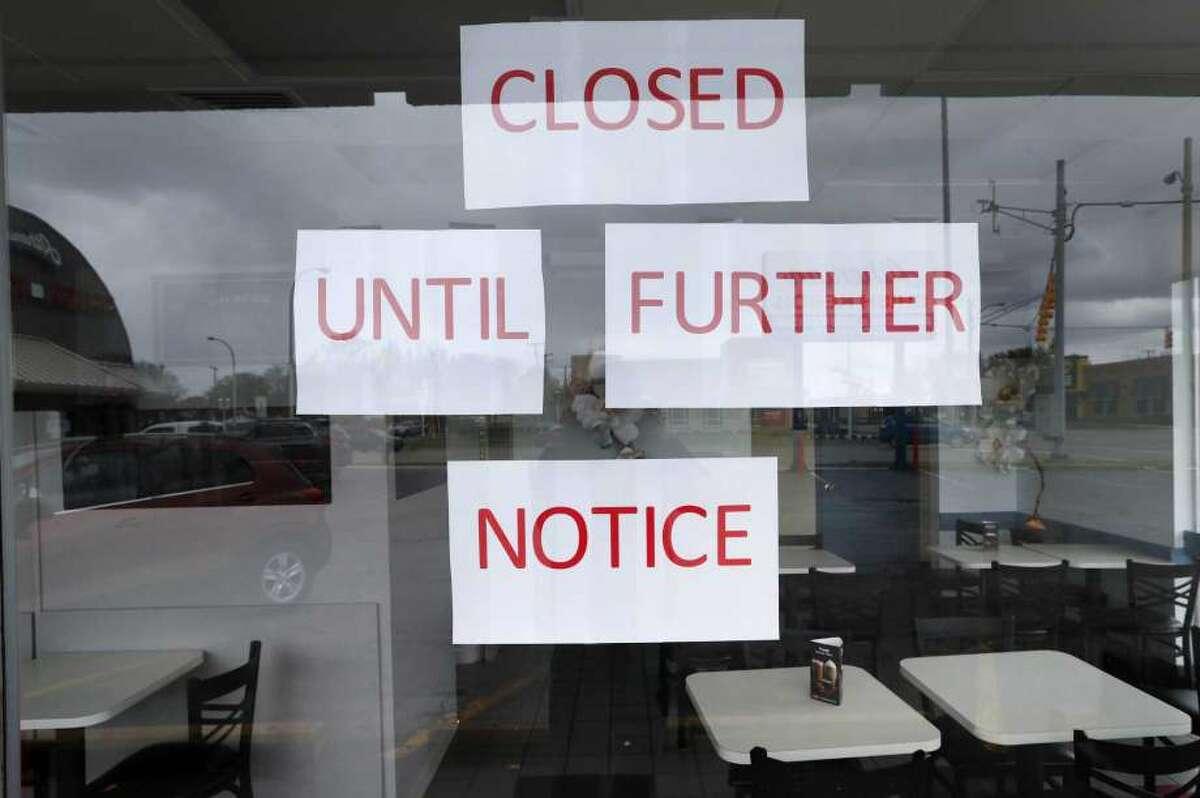 Many restaurants have closed due to the coronavirus pandemic.