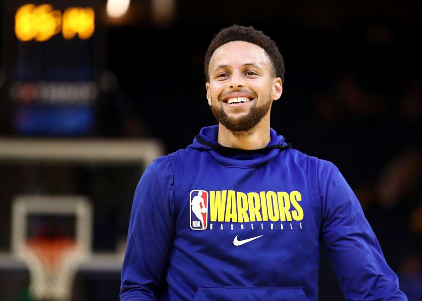 Golden State Warriors guard Stephen Curry.