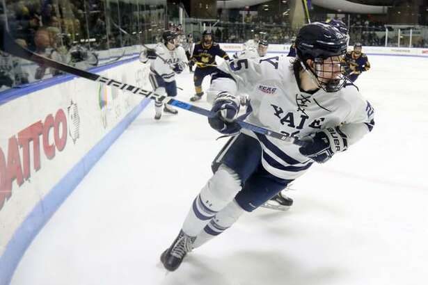 Greenwich's Phil Kemp will be the next captain for the Yale men's hockey team.