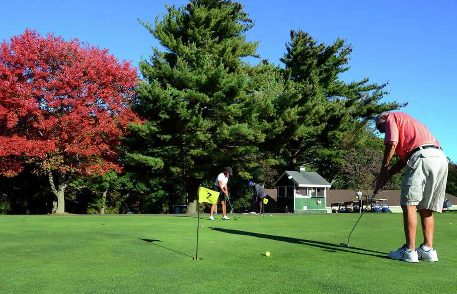 The city-owned, Fairfield-based Fairchild Wheeler course is set to re-open for play Thursday after closing March 16. Photo: Christian Abraham / Hearst Connecticut Media / Connecticut Post