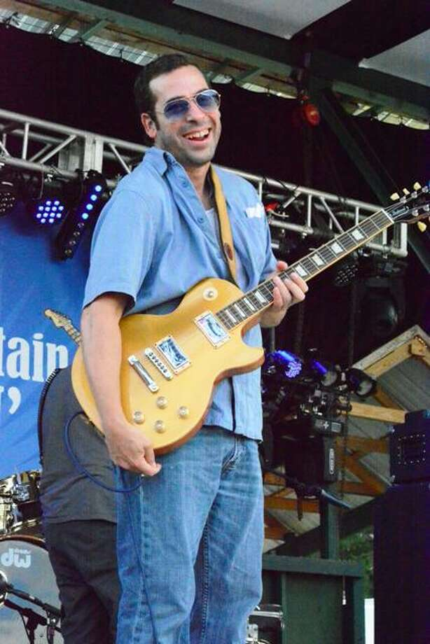 Albert Castiglia won the Blues Music Award for Blues Rock Album. Photo: Domenic Forcella / Contributed Photo