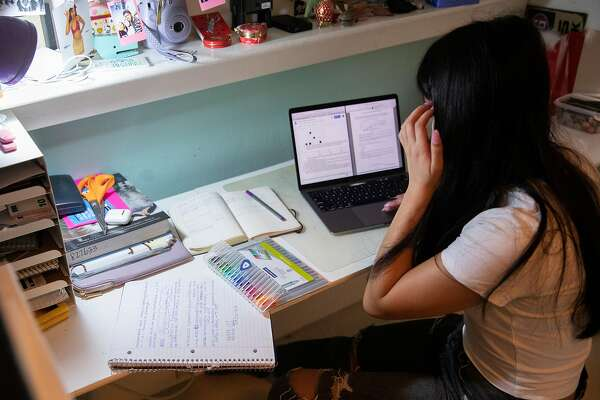 Ap Exam Glitch Means High Schoolers May Have To Retake Tests My Daughter Was Hysterical Sfchronicle Com