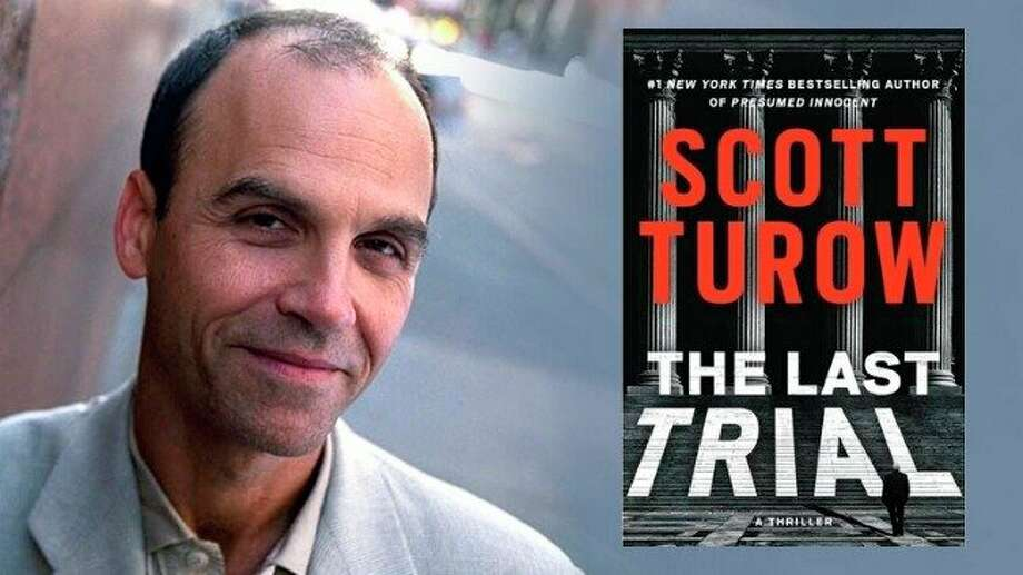 "The National Writers Series will host a ""virtual evening"" with Scott Turow, lawyer and author of legal fiction. (Courtesy photo)"