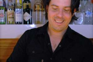 116 Crown Street owner John Ginnetti, shown in a file photo, will host a Garden Cocktail Party May 22.