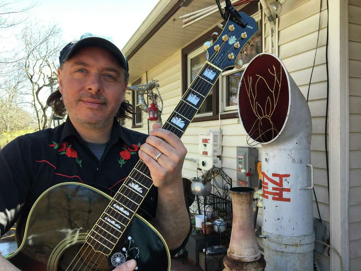 Steve Rodgers, a well-known New Haven musician, is part of New Haven Arts on Call.sq
