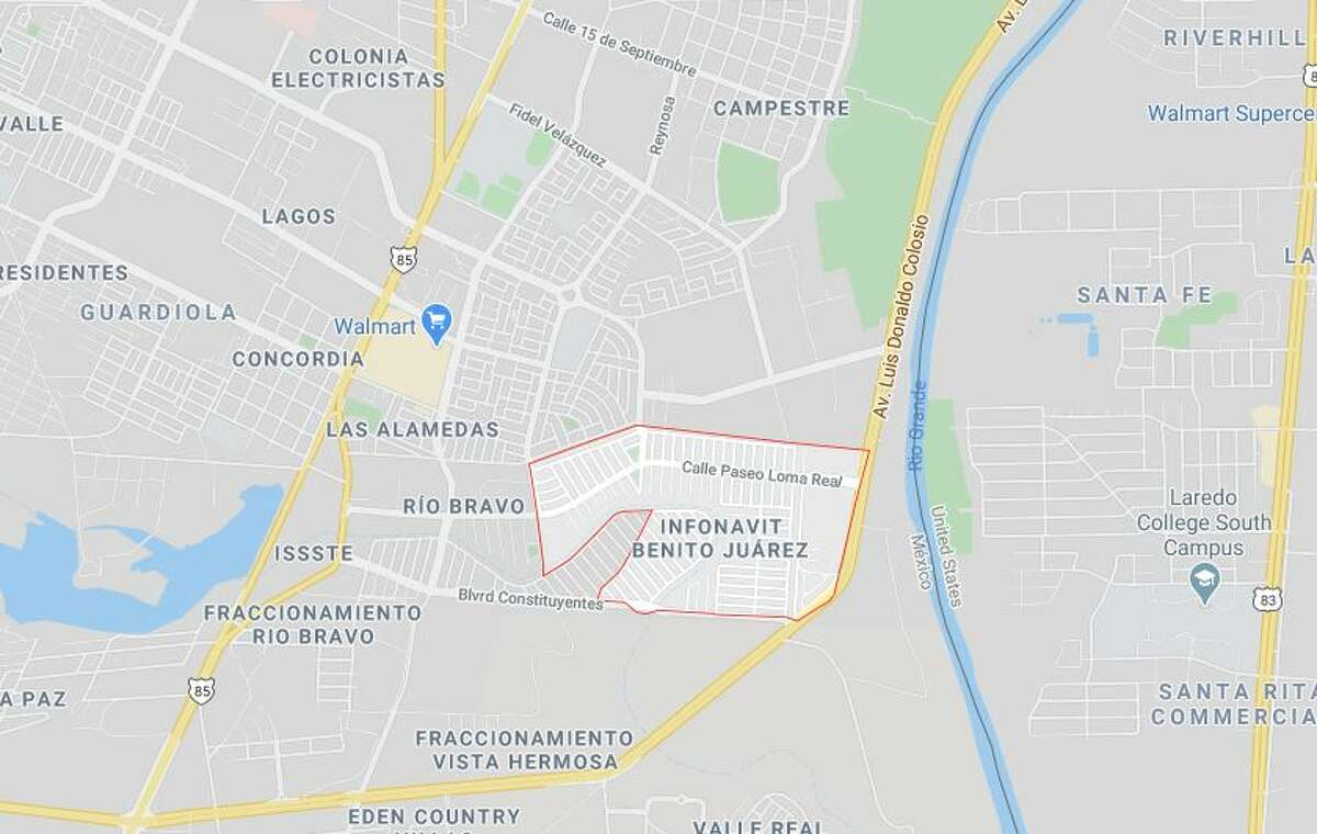 Two soldiers with the Mexican National Guard were wounded in an armed confrontation reported Monday night in south Nuevo Laredo, authorities said.