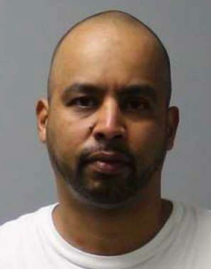 Stevie Javon Clark, 42, of New Britain, was arrested on May 12, 2020 and charged with with possession of controled substance with intent to sell. State Police said 37 pound of marijuana was found in the vehicle he was in on Route 9. Photo: State Police Photo