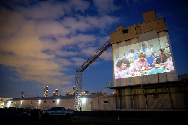 Drive In Revival Escape To The Best Retro Drive In Movie Theaters In Texas San Francisco Chronicle