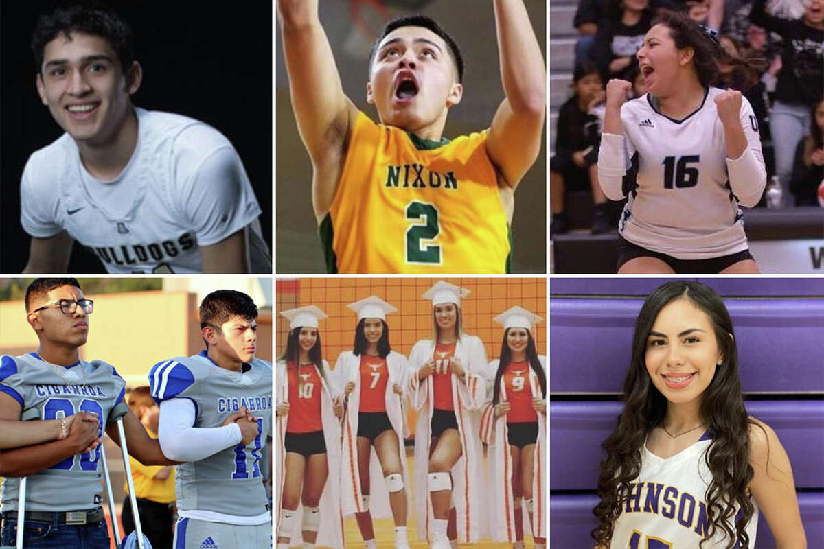 Click through the gallery to see photos submitted by Laredo high school seniors who had their final athletics season cut short.