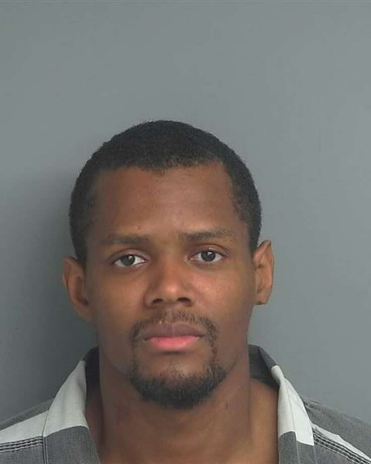 Christopher Dwayne Wilborn, 27, of Oklahoma City, pleaded guilty to assaulting a pregnant victim, a third-degree felony. Photo: Courtesy Of The Montgomery County Sheriff's Office
