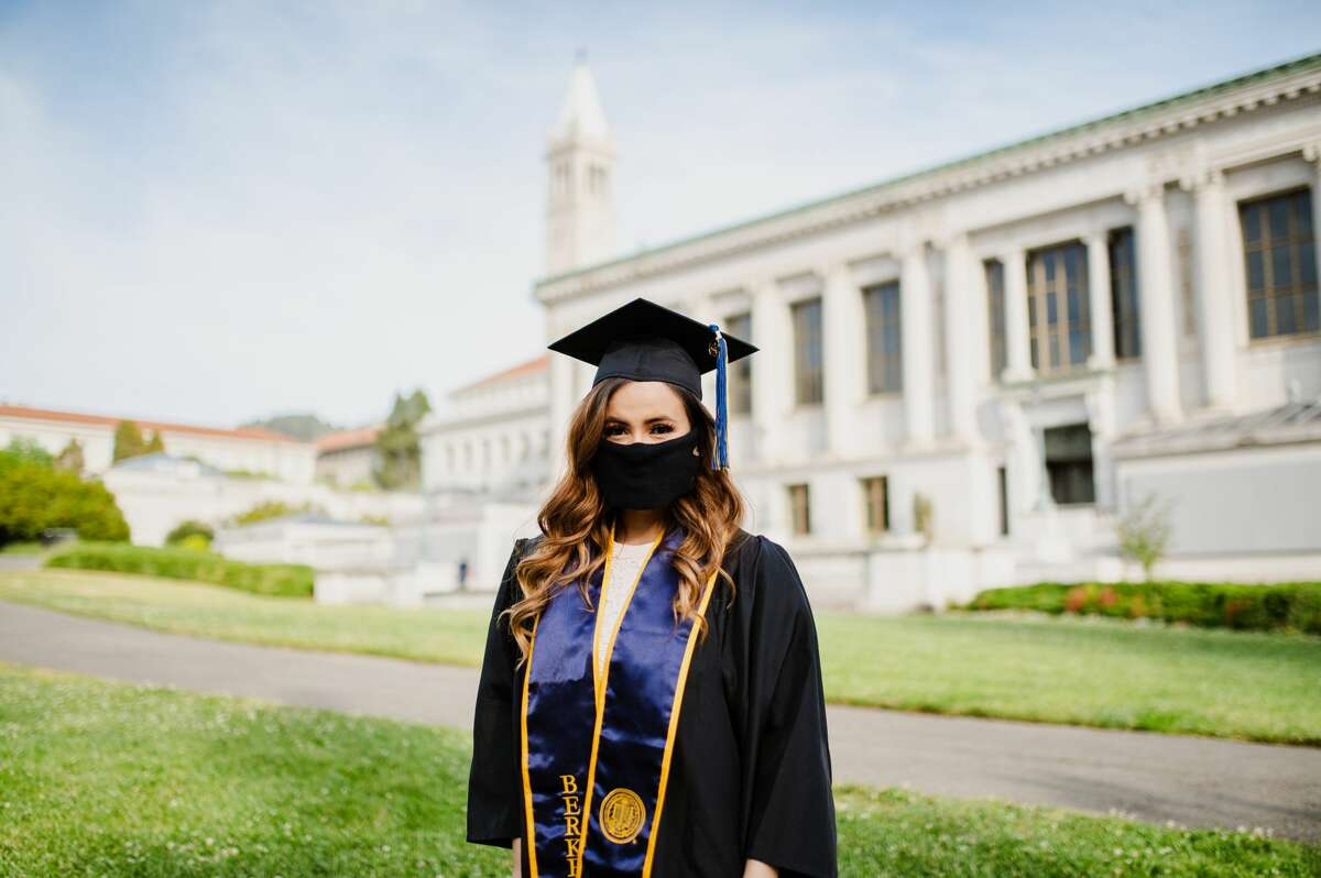 """More importantly, it cut short those final days with friends all bound to split off in different directions after graduation. """"One of the hardest things is that none of us knew it was coming,"""" said Esha Krishnamoorthy, a senior at Santa Clara University. """"I was on the phone with one of my friends, and she was telling me, 'I didn't know that day we were in class together was our last day of classes ever.' Just like not really recognizing when our lasts were happening until after they already happened."""" While these difficulties are unique to the class of 2020, they're also grappling with a familiar source of post-grad anxiety: finding a job. The coronavirus has exacerbated that, too, in a time when the U.S. unemployment rate has soared to its highest since the Great Depression. Kaycee Cayabyab, a senior at San Francisco State University, is graduating with a degree in Recreation, Parks, and Tourism Administration - an industry that has been hit especially hard by the pandemic. """"With travel being affected, there are several tourism companies and organizations where people have been laid off,"""" explained Cayabyab. """"And even when the tourism industry is coming back up, other people who have had years of experience will be looking for jobs, too, so I think they might be very hesitant to hire a new grad."""""""