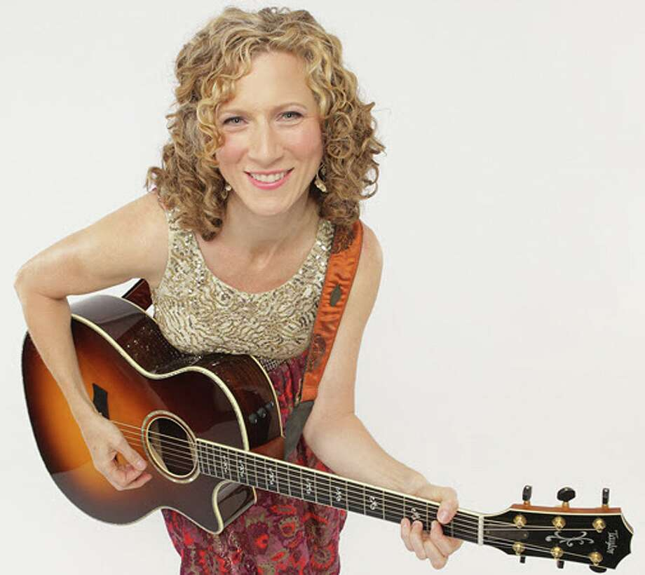 Children's recording artist and preschool television favorite Laurie Berkner will perform in a free digital concert. Photo: Contributed Photo /