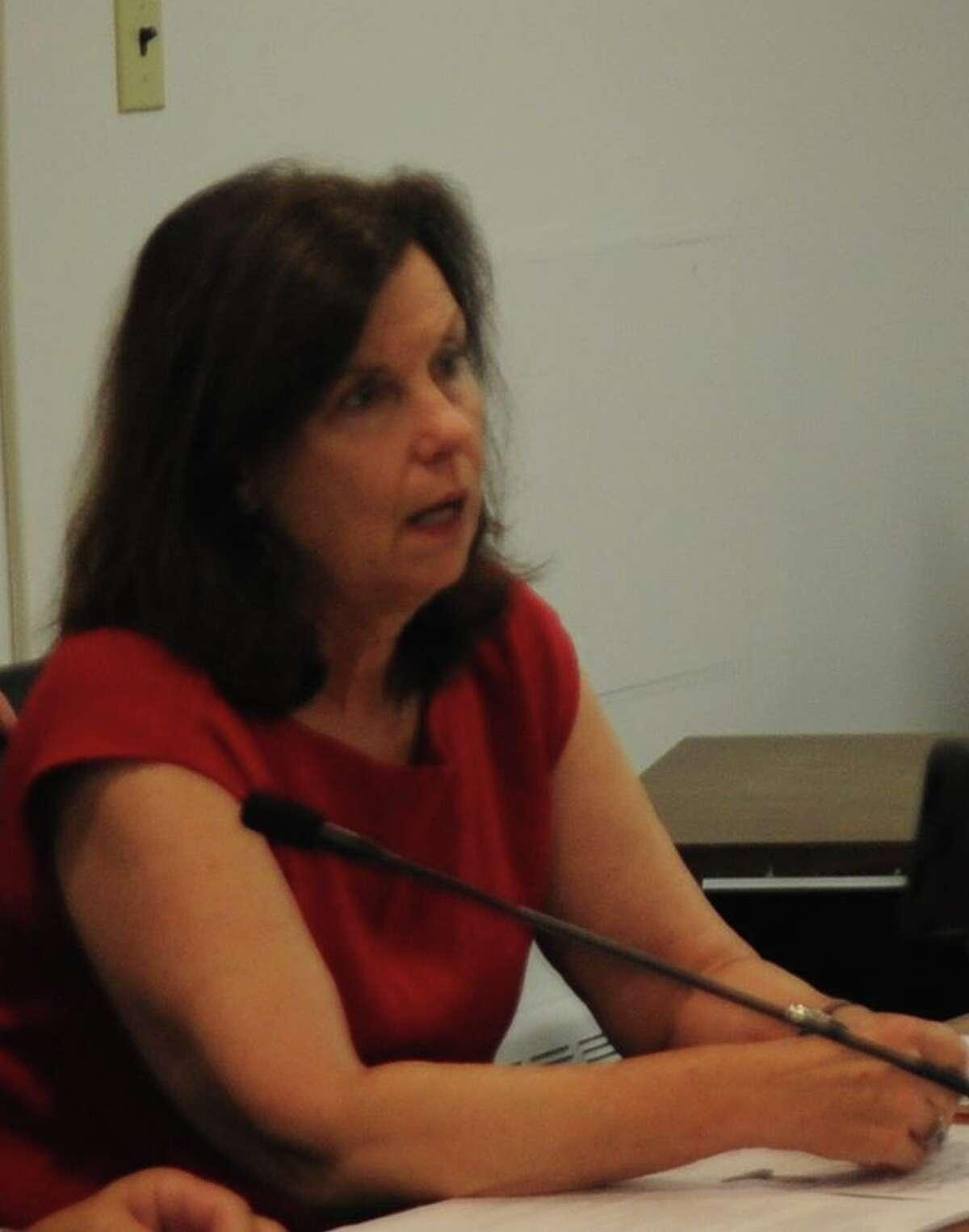 Selectwoman Maureen Kozlark will take over as the Board of Selectmen's representative to the WPCA.