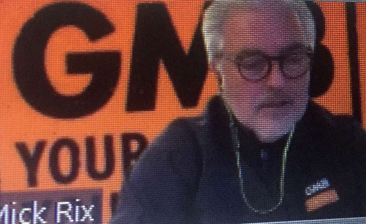 Mick Rix, a national officer for the GMB union, which represents United Kingdom-based XPO Logistics workers, speaks during a webinar organized by the Teamsters union on XPO Logistics' labor practices on Tuesday, May 12, 2020.