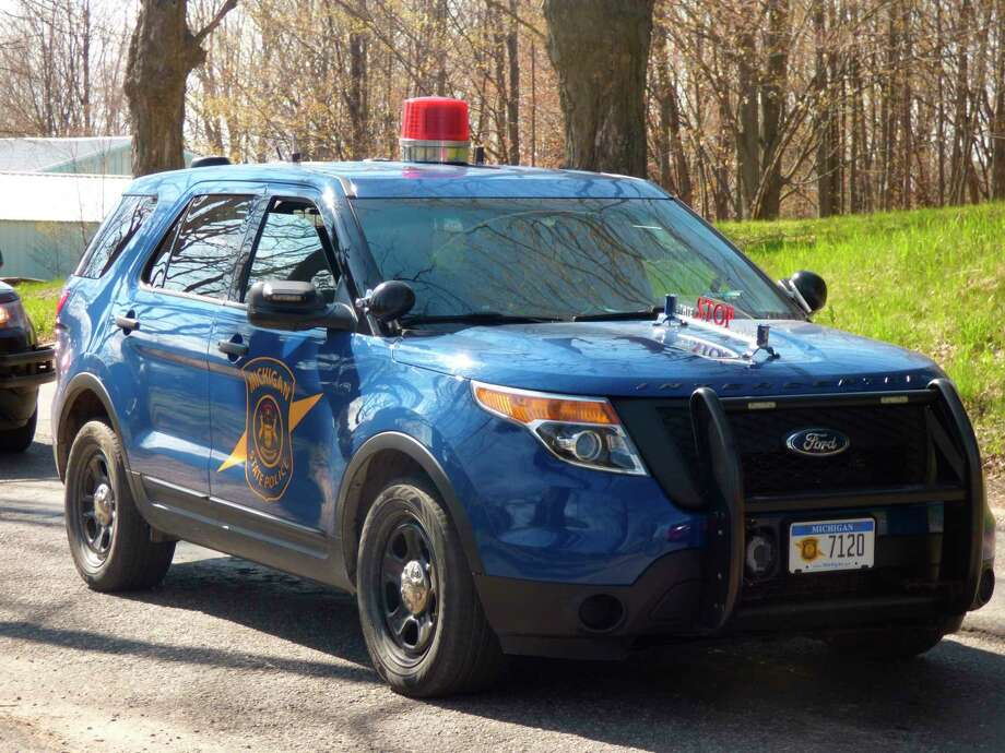 Local Michigan State Police troopers saw seven deer-vehicle crashes in a week. (File photo)