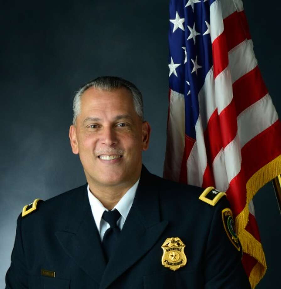 Pedro Lopez Jr. has been named the chief of police for Houston Independent School District Photo: Houston ISD