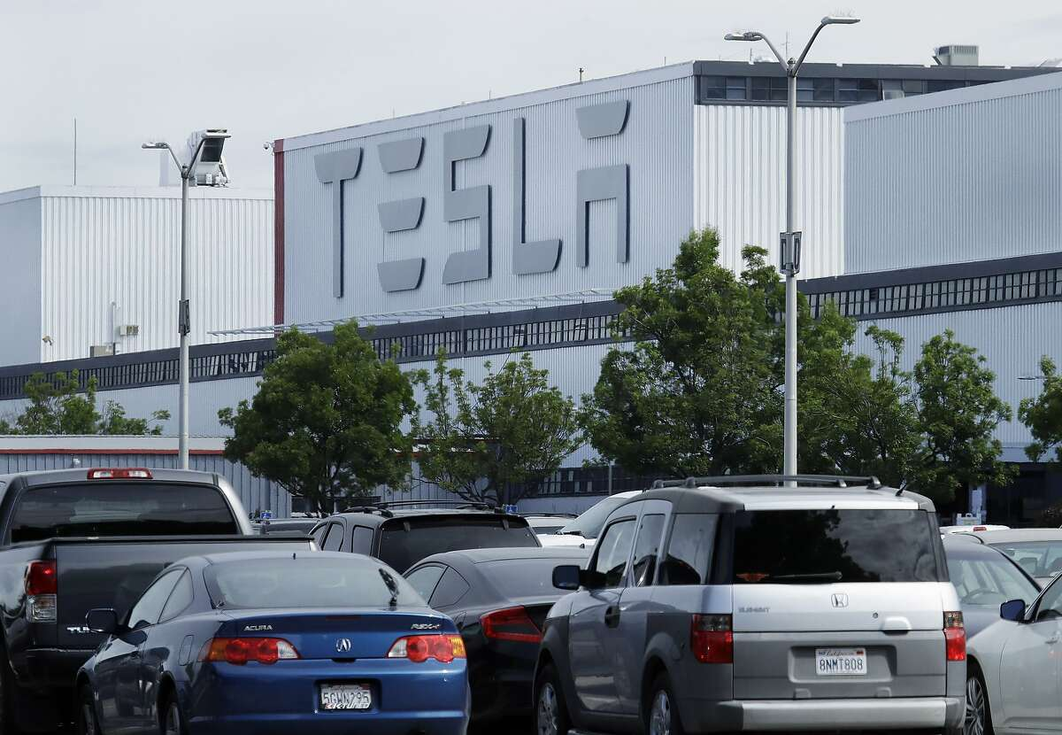 Several employees at the Tesla electric car plant in Fremont have tested positive for the COVID-19 coronavirus. The Alameda County Public Health Department allowed the plant to start making vehicles as long as it delivers on worker safety precautions that it agreed to.