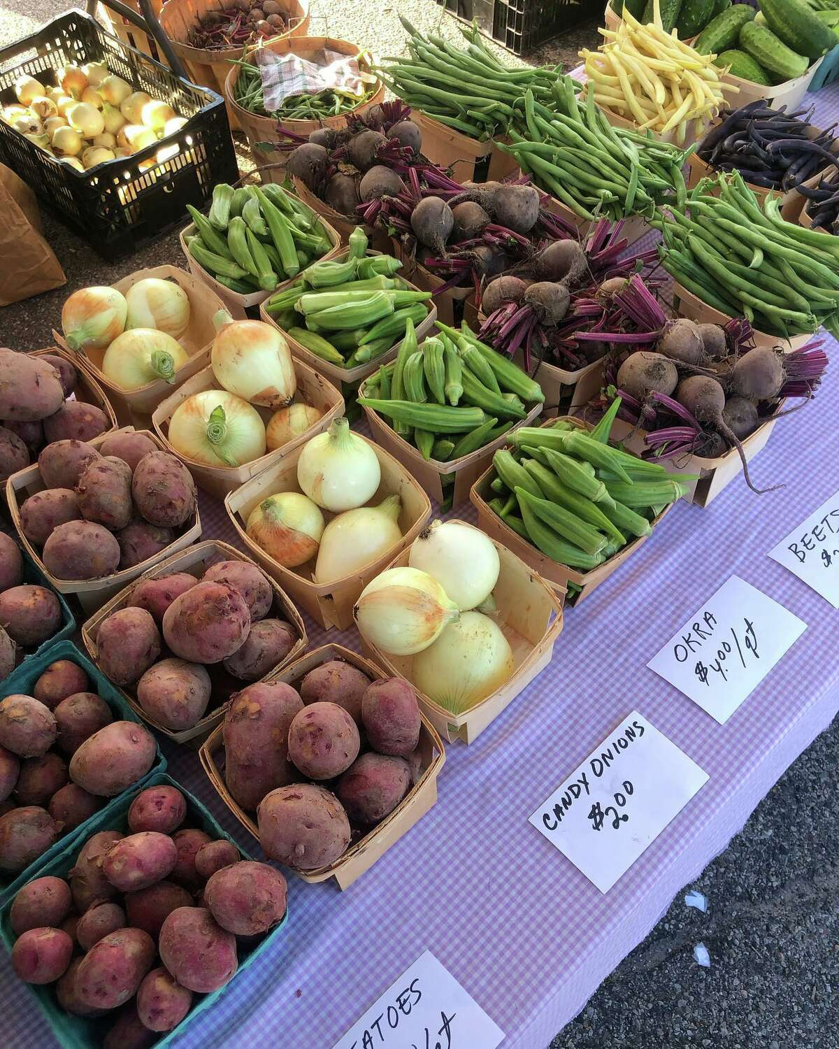 The Big Rapids Farmers Market offers area residents with a variety of options, including fruits, vegetables and more.