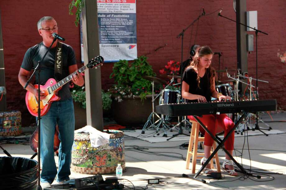 Pocket Park is a summer series which offers area residents the opportunity to listen to a variety of genres and artists. This year, it is postponed until June because of the coronavirus, but is still expected to take place in the downtown Big Rapids area. (Pioneer file photo)