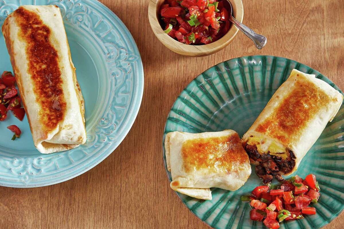 Stock image of black bean breakfast burritos. Cuckoo's Nest, Old Saybrook: Best burrito finalist (not pictured) Cuckoo's Nest in Old Saybrook is the 2020 runner-up for best burrito. The restaurant has been around for over 40 years serving tasty burritos from a brightly-colored nest. 860-399-8189 cuckoosnest.biz Connecticut Magazine writers Erik Ofgang, Mike Wollschlager, Albie Yuravich, Janet Reynolds, Michael Catarevas, Ann Loynd Burton, Andrea Valluzzo, Nicole Desanti contributed to this piece.