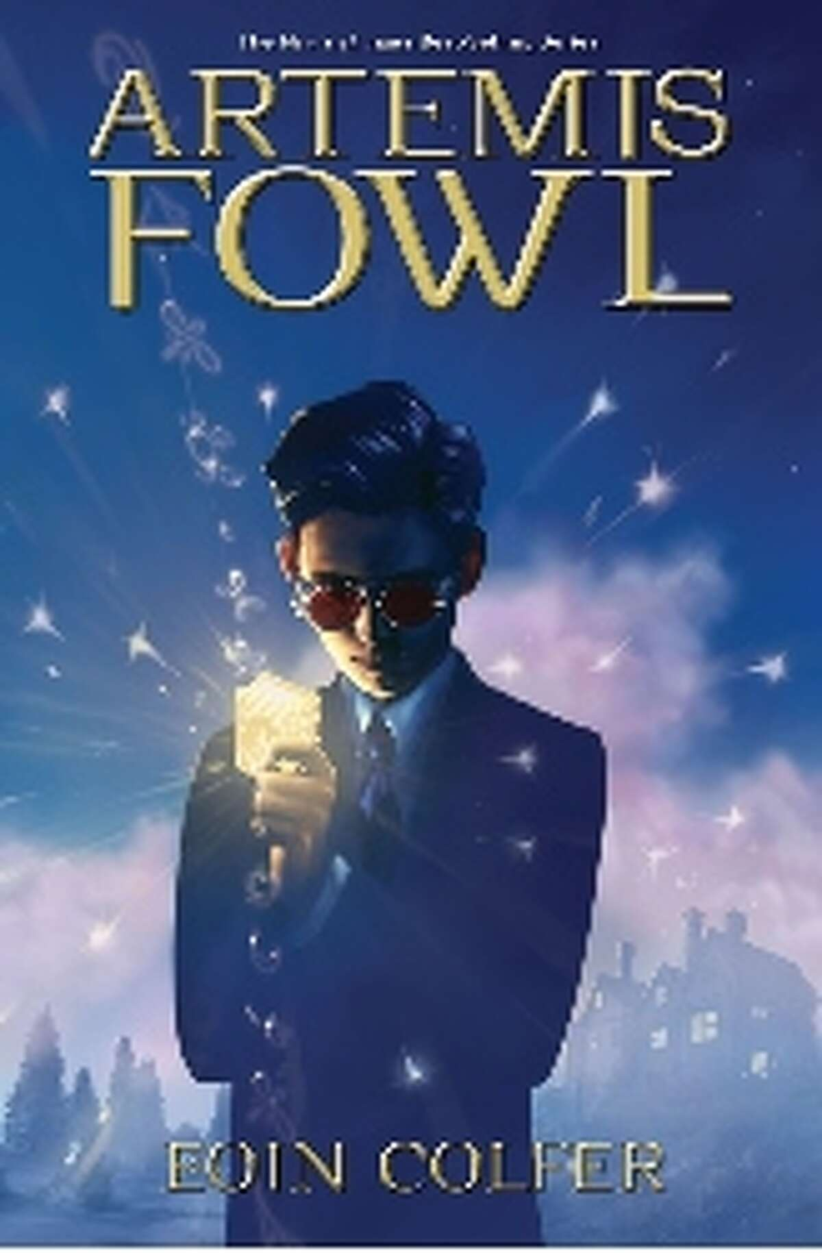 Artemis FowlThe Artemis Fowl books, written by Eoin Colfer and published between 2001 and 2012, tell the story of a young, genius master criminal named (of course) Artemis Fowl and his interactions with a secret community of fairies.The film adaptation is directed by Kenneth Branagh (