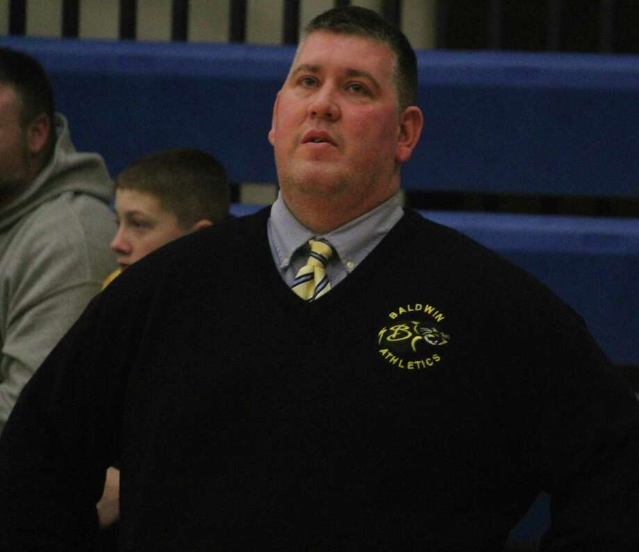 Scott Pedigo is a teacher, coach and former athletic director at Baldwin. He also is an assistant Big Rapids football coach and Northland United Soccer league administrator. (Star file photo)