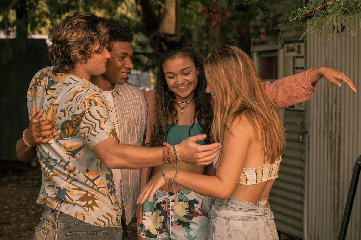 Best: Outerbanks Overview: On an island of haves and have-nots, teen John B enlists his three best friends to hunt for a legendary treasure linked to his father's disappearance.
