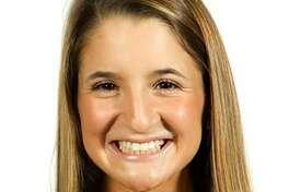 Midland High grad and Dallas Baptist University golfer Faith Delagarza