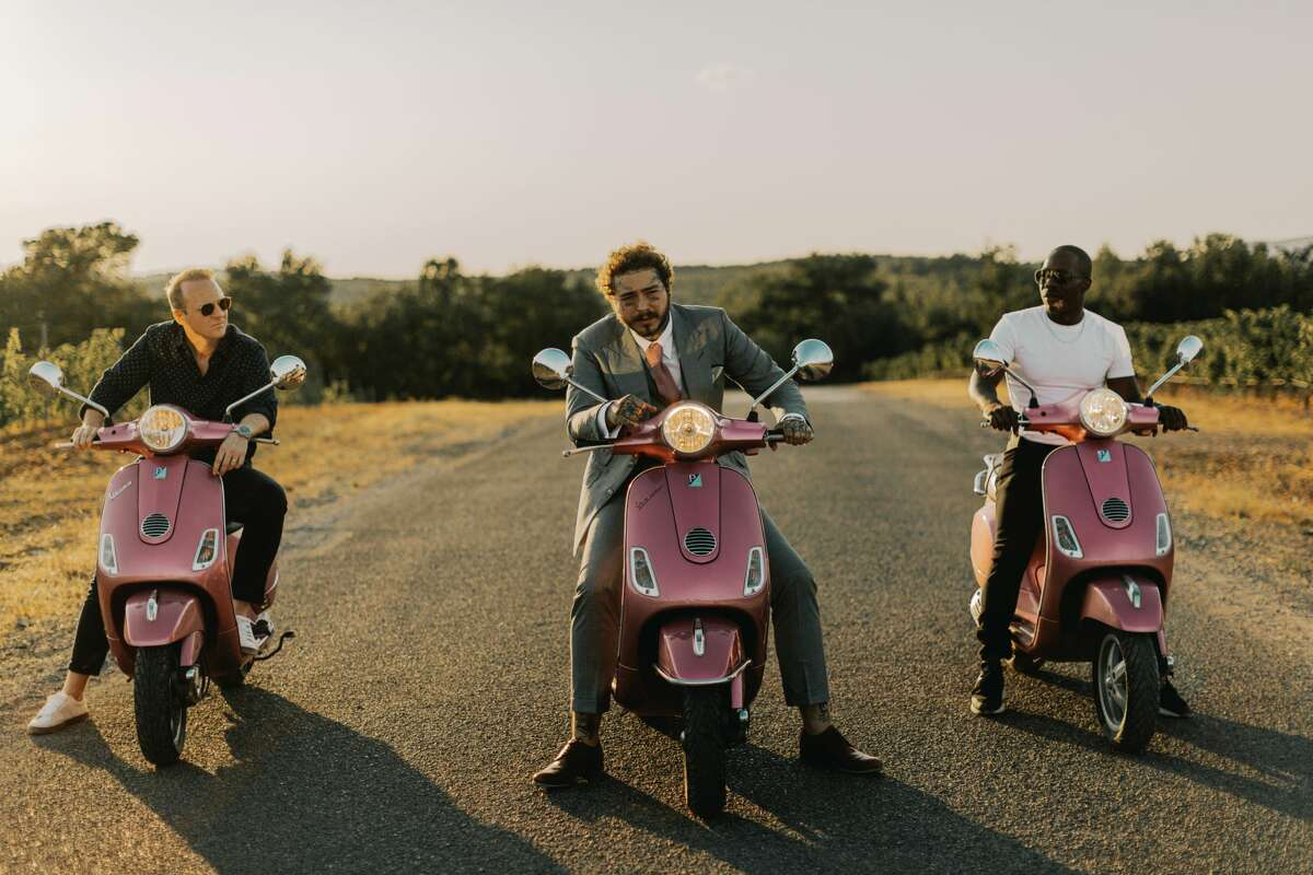 Malone and his business partners, Global Brand Equities' James Morrissey and music manager Dre London, spent time in 2019 traveling to Provence, trying grape varietals and sample blends withwinemaker Alexis Cornu.