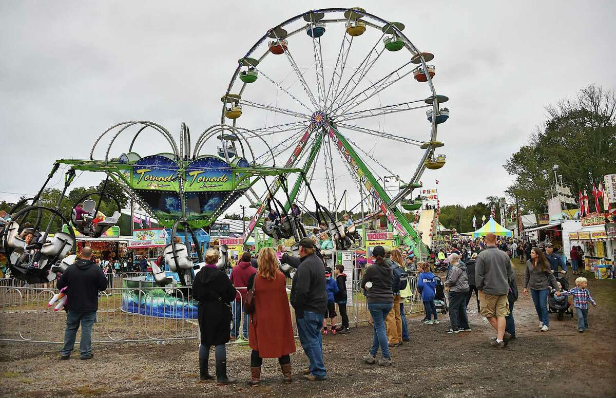 Durham Fair, Durham The state's largest agricultural fair returns to the Nutmeg State this weekend. Find out more about the Durham Fair.
