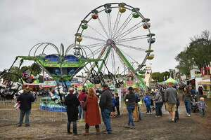 Images of the 99th annual Durham Fair Friday, September 28, 2018. The fair continues Saturday 9 am to 11 pm and Sunday 9 am to 7 pm.