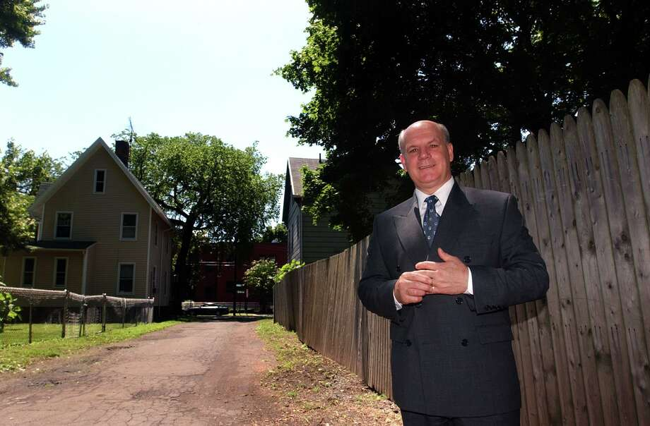 David Hunter, CEO of the Mary Wade home Photo: File Photo