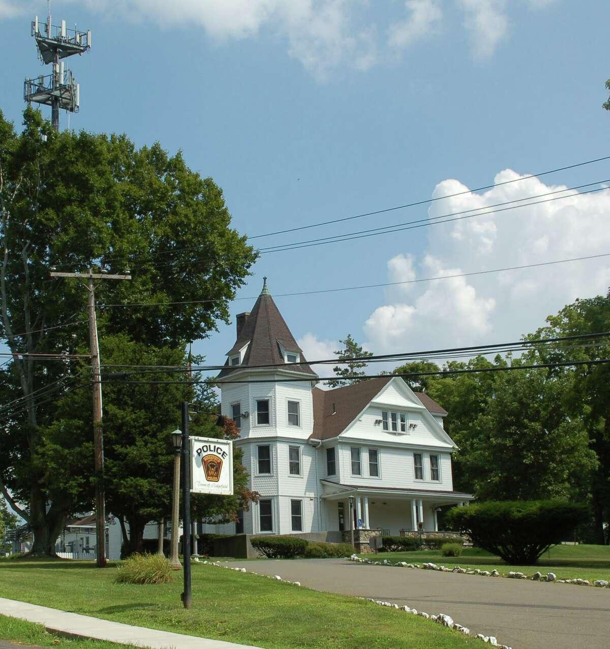 Ridgefield's Police Station