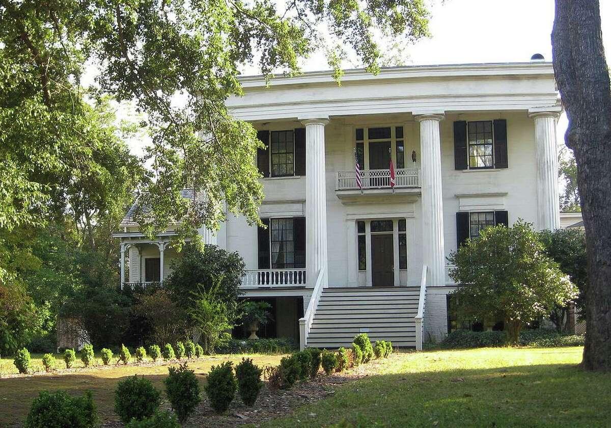 Joel Abbot's house in Georgia.