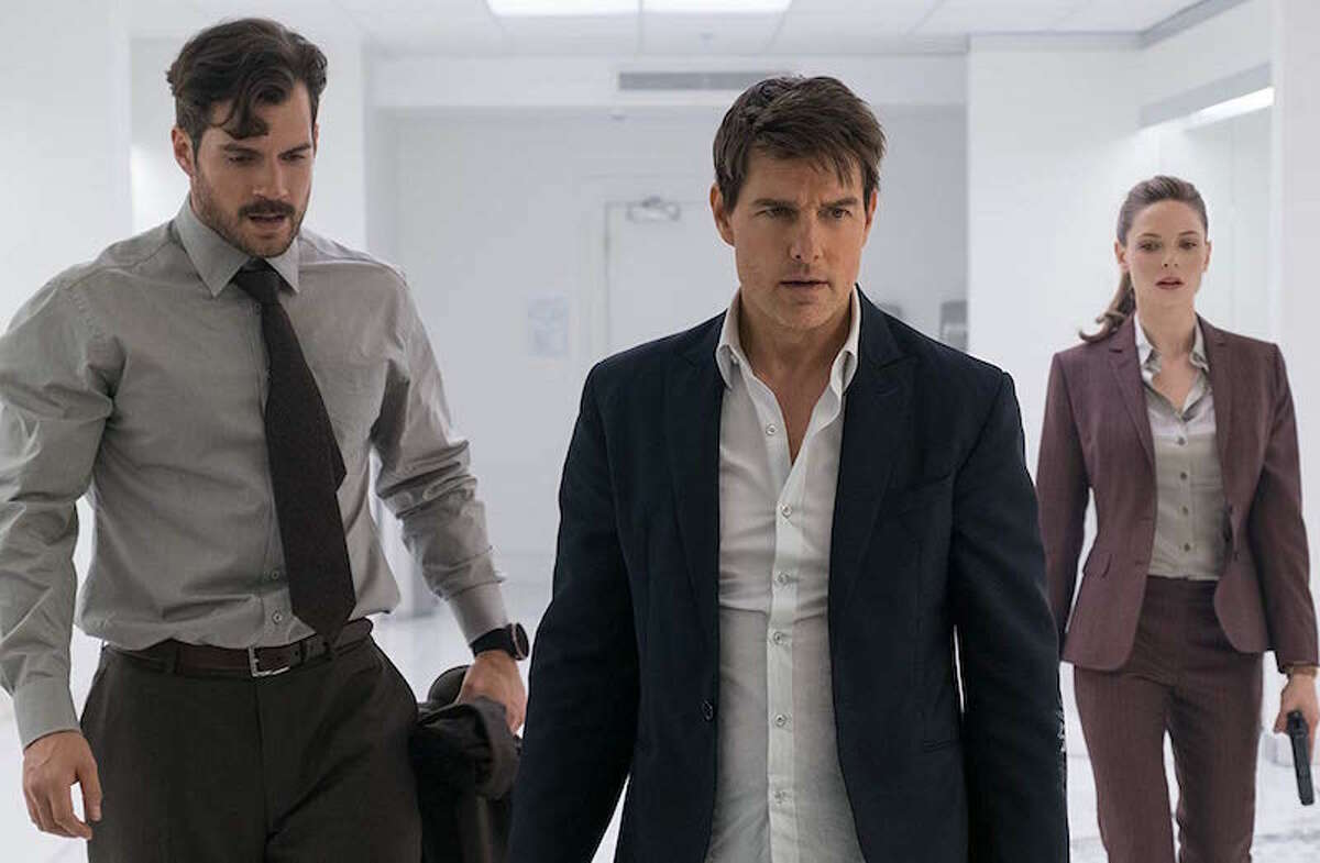 Mission: Impossible - FalloutTom Cruise will never stop making these movies. Fun fact:
