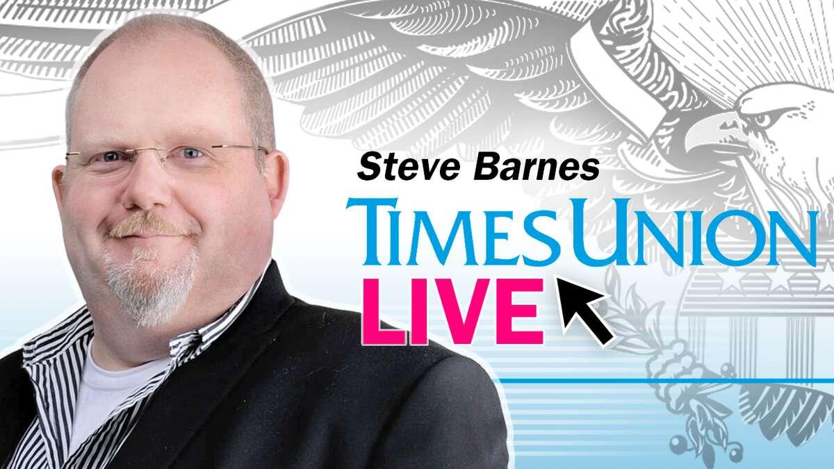 Times Union Live - Steve Barnes