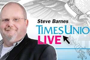 Times Union Live — Steve Barnes