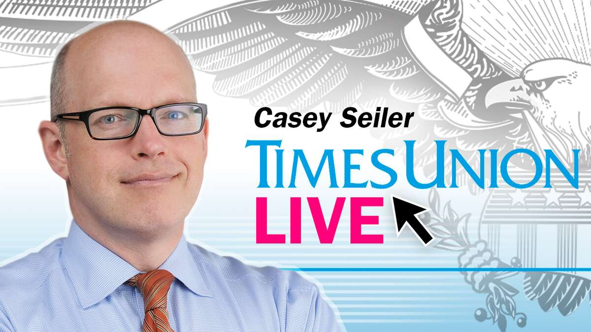 Times Union Live - Casey Seiler
