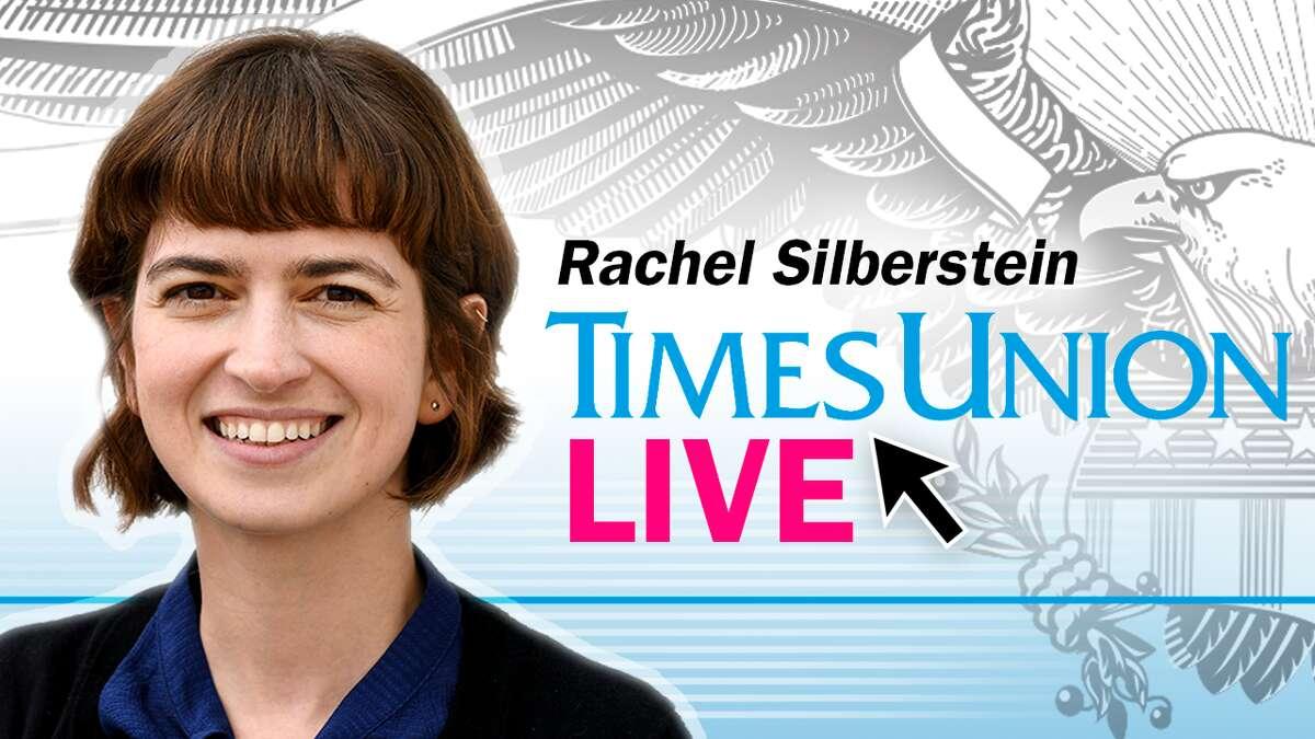 Times Union Live - Rachel Silberstein