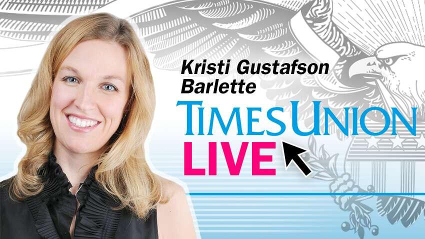 Times Union Live - Kristi Gustafson Barlette