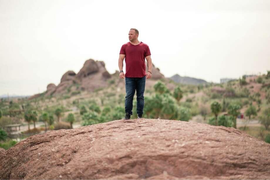 Entrepreneur/author Geoff Hughes. Photo: Donovan Wagner Photography