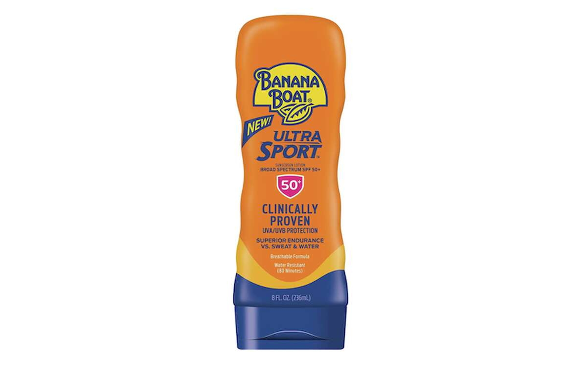 Banana Boat Ultra Sport Sunscreen Lotion, $6.97If you need sunscreen, but aren't looking to drop almost $50 on a bottle, you can never go wrong with Banana Boat. It is one of the most trusted brands and a great value. You can get a bottle in that ideal SPF range for just under $7.